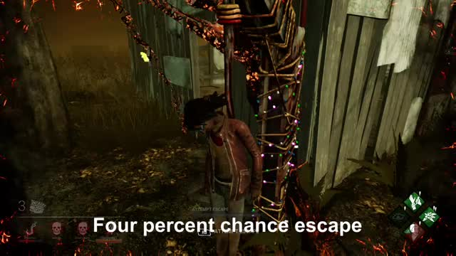 Watch Four percent chance GIF by Xbox DVR (@xboxdvr) on Gfycat. Discover more BiasedIce, DeadbyDaylightSpecialEdition, xbox, xbox dvr, xbox one GIFs on Gfycat