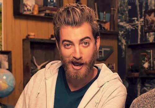 Watch and share Rhett Mclaughlin GIFs on Gfycat