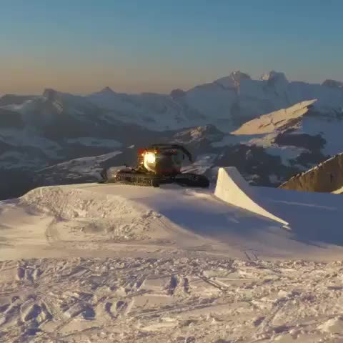 Watch and share Candide Thovex Getting One Last Jump In GIFs by tothetenthpower on Gfycat