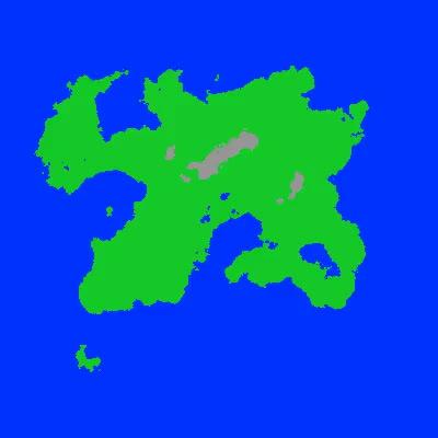 proceduralgeneration, Islands GIFs