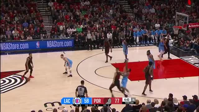 Watch Blazers loop counter 3 GIF by bladner (@thebladner) on Gfycat. Discover more cj mccollum, house of highlights, nba, portland trail blazers GIFs on Gfycat