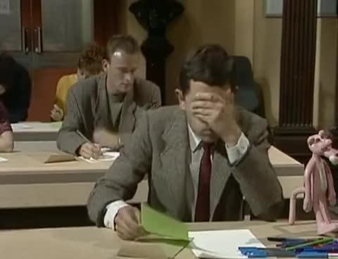 Гифка после экзаменов