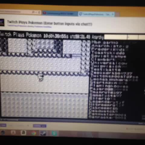 Someone just told me about this shit #TwitchPlaysPokemon GIFs