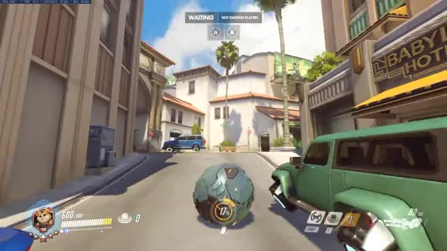 Watch Overwatch | Shot with GeForce GIF on Gfycat. Discover more GeForceGTX, Overwatch, ShotWithGeForce, overwatch GIFs on Gfycat