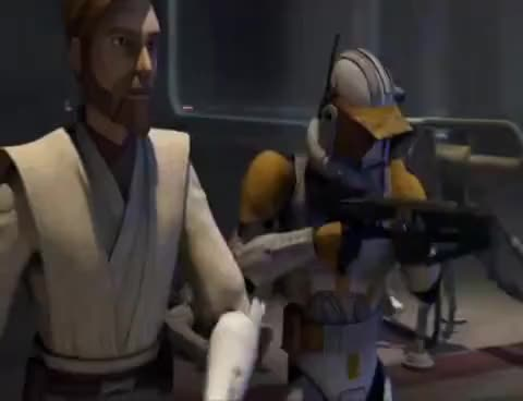 Watch and share The Clone Wars GIFs on Gfycat