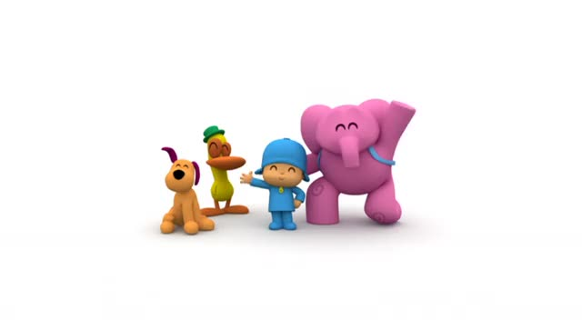 Watch and share Pocoyo Ending Logos (FUNimation Entertainment) GIFs on Gfycat