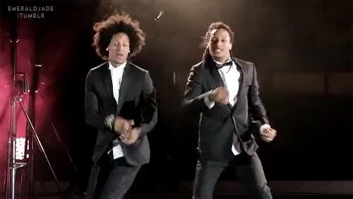 Watch and share Mercy Fawtha GIFs and Les Twins GIFs on Gfycat