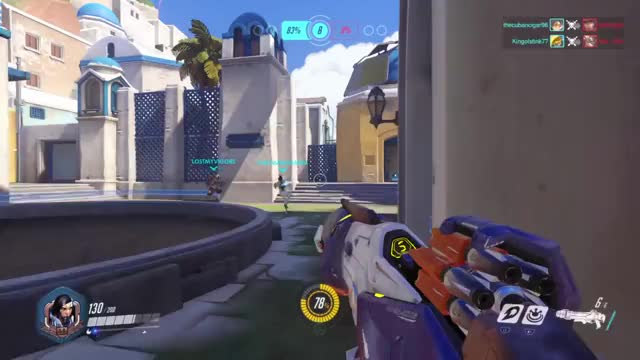 Watch and share Overwatch GIFs and Ps4share GIFs by Marcus Skitt Carpenter on Gfycat