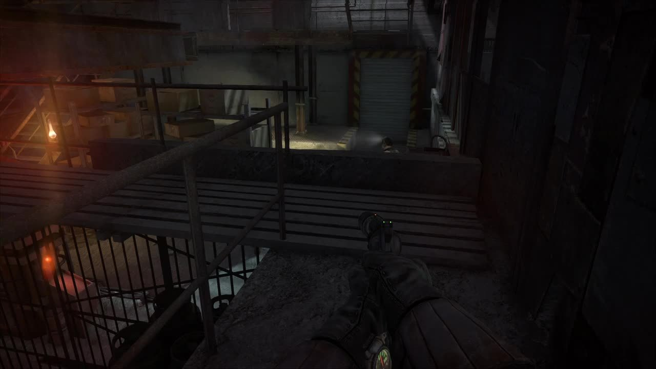 metro2033, I honestly felt bad about this... GIFs