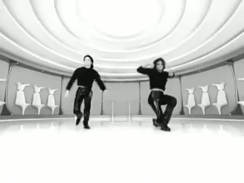 Watch and share Janet And Michael Dancing GIFs by tom_shanks on Gfycat