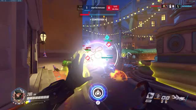 Watch fiesta GIF on Gfycat. Discover more highlight, overwatch GIFs on Gfycat