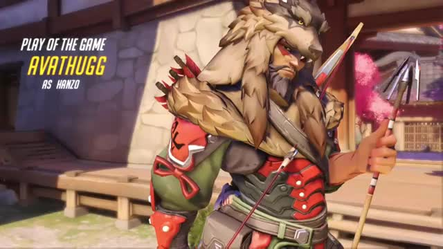Watch and share Overwatch GIFs and Hanzo GIFs by avathugg on Gfycat