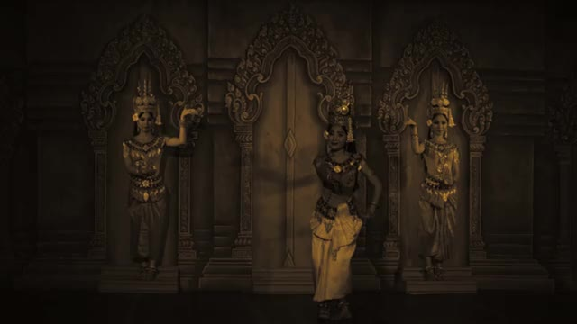 Watch SpareTag | Apsara Dance GIF by SpareTag (@sparetag) on Gfycat. Discover more SpareTag.com, cloud spirit, khmer classical dance, supernatural female GIFs on Gfycat