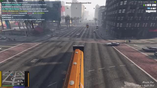 FiveM - [PVE Simulator] Transport Tycoon Trucking Piloting