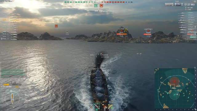 Watch When the gap is just right GIF on Gfycat. Discover more Gaming, WoWS Replays, World of Warships GIFs on Gfycat