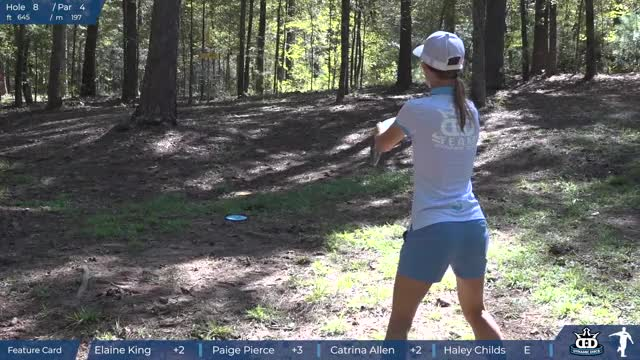 Watch and share The Disc Golf Guy GIFs and Haley Childs GIFs by Benn Wineka UWDG on Gfycat