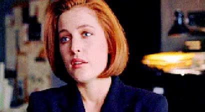 Watch scully annoyed GIF on Gfycat. Discover more gillian anderson GIFs on Gfycat
