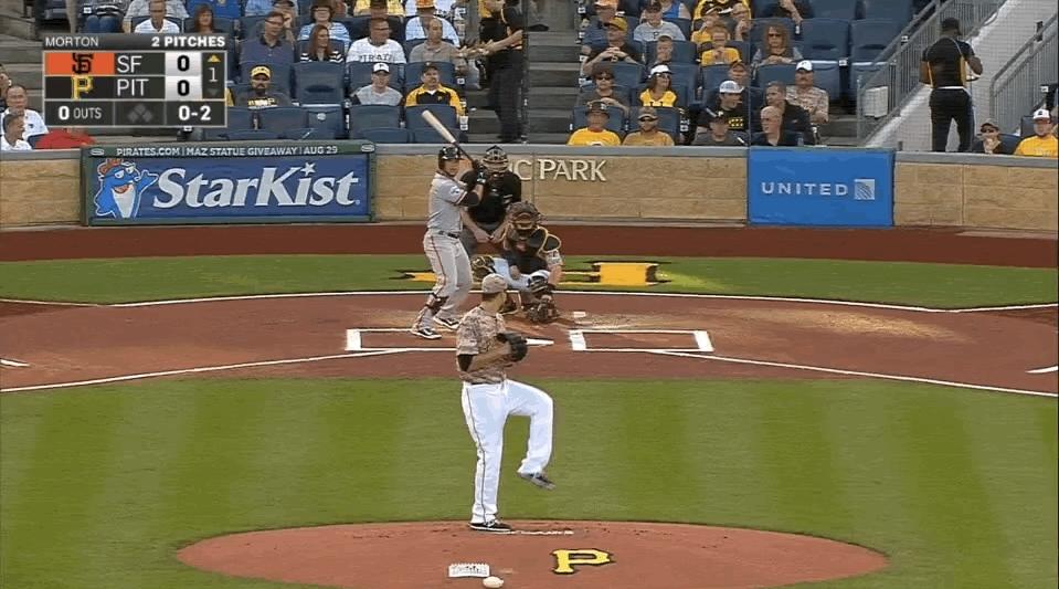 baseballgifs, mlb, Charlie Morton curveball GIFs