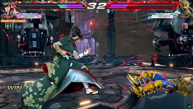 Watch ??? pt. 2 GIF by @senjougaharahitagi on Gfycat. Discover more Kazumi Mishima, Tekken, Tekken 7 GIFs on Gfycat