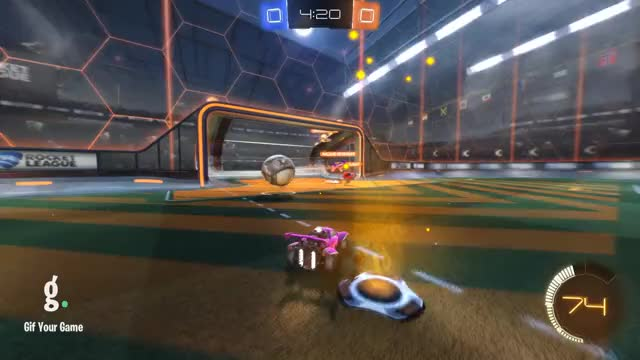 Watch Goal 1: Arcane Revenger GIF by Gif Your Game (@gifyourgame) on Gfycat. Discover more Gif Your Game, GifYourGame, Ookey, Rocket League, RocketLeague GIFs on Gfycat