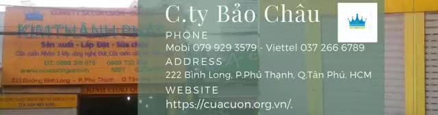 Watch and share Cong Ty Cua Cuon TNHH TM-SX-DV Bao Chau GIFs by Cong Ty Cua Cuon Bao Chau on Gfycat
