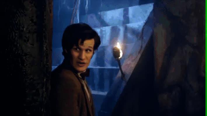 doctorwho, karengillan, thumbsup, Doctor Who Matt Smith Enthusiasm Fail GIFs