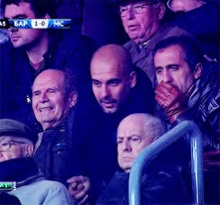 Watch and share Pep Guardiola GIFs and Celebs GIFs on Gfycat