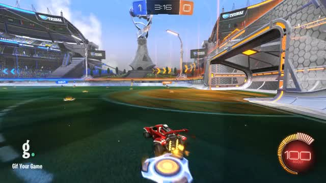 Watch Assist 1: BeK☆ GIF by Gif Your Game (@gifyourgame) on Gfycat. Discover more Assist, BeK☆, Gif Your Game, GifYourGame, Rocket League, RocketLeague GIFs on Gfycat