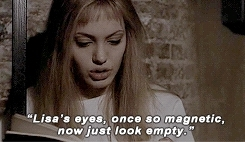 90s, 90s kid, 90s movie, angelina, angelina jolie, angelinajolie, girl interrupted, inocencia interrumpida, jolie, lisa, justin-priority GIFs
