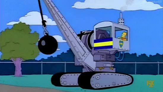 Watch and share Thesimpsons GIFs and Prank GIFs by xezequiel on Gfycat