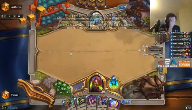 Twitch Streamers React to Drawing Patches on the Opening Turn