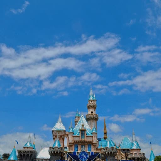 Watch and share Disneyland Castle GIFs on Gfycat