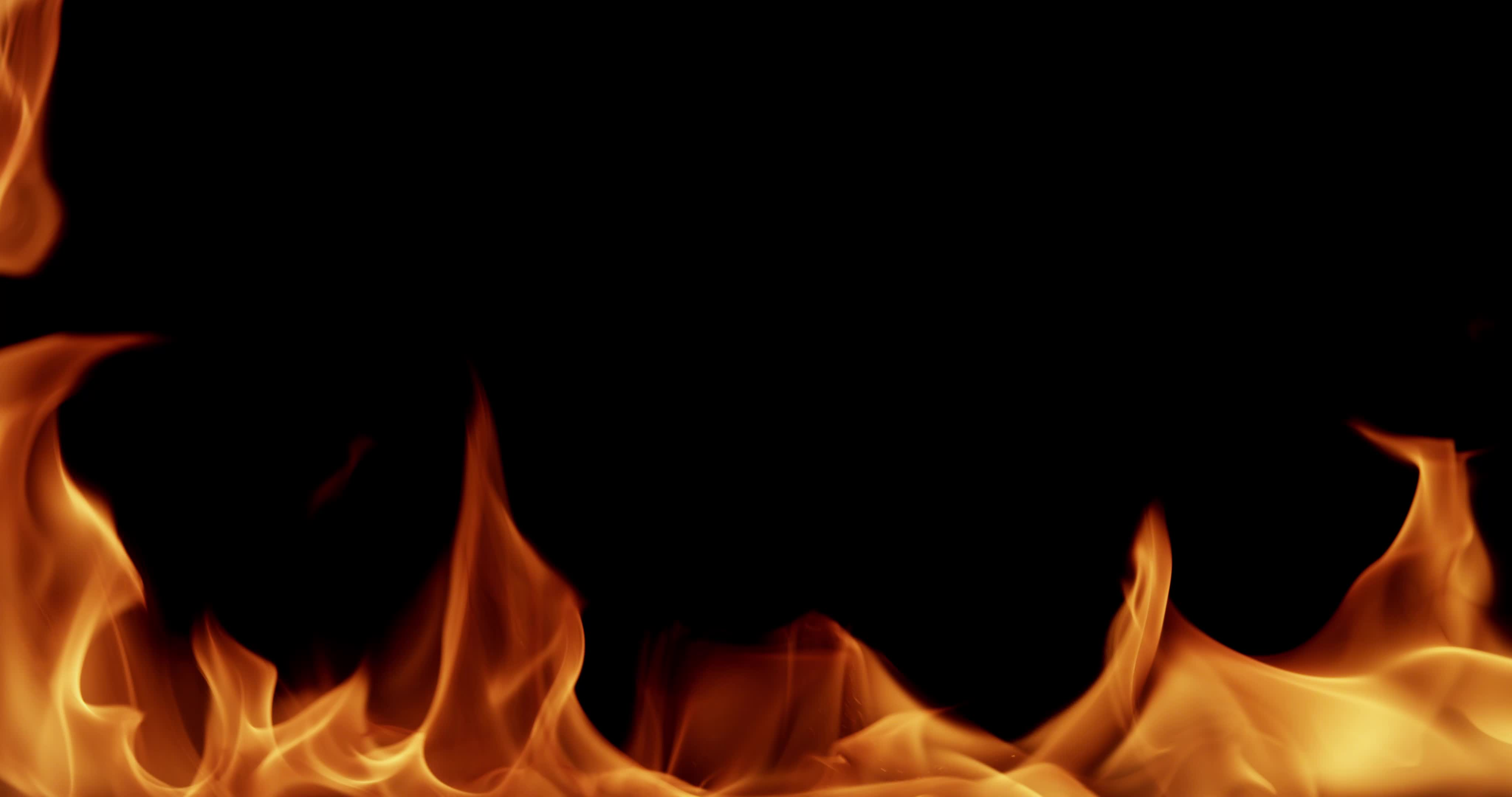 Fire 63 - 45s - 4k res - FREE STOCK FOOTAGE GIFs