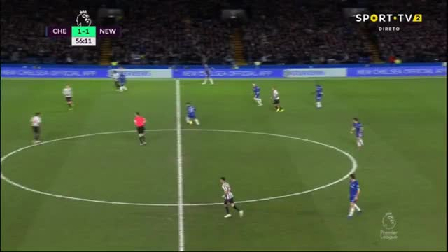 Watch Match 22 (Chel) - Willian '57 GIF by @ninjake on Gfycat. Discover more Chelsea, Newcastle United, soccer GIFs on Gfycat