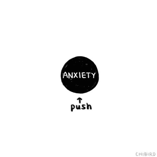 Watch and share Anxiety GIFs on Gfycat