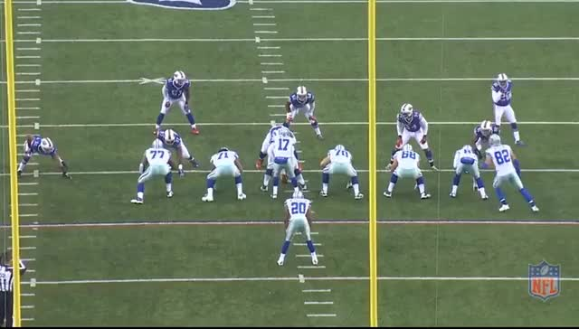 Watch and share Charles Occupys, Brown Makes Tackle GIFs by Cover 1 on Gfycat