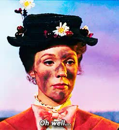 Watch this trending GIF on Gfycat. Discover more 1960s, 1964, disney, disney edit, julie andrews, mary poppins, my edits, my gifs, sassy poppins GIFs on Gfycat
