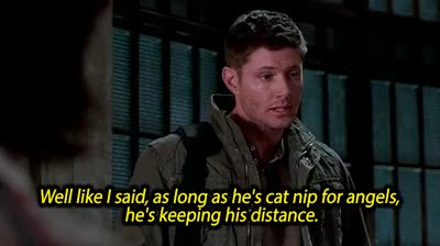 Watch and share Heaven Can't Wait GIFs and Dean Winchester GIFs on Gfycat