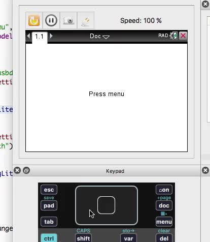 Watch Firebird Emu touchpad emulation GIF by @adriweb on Gfycat. Discover more related GIFs on Gfycat