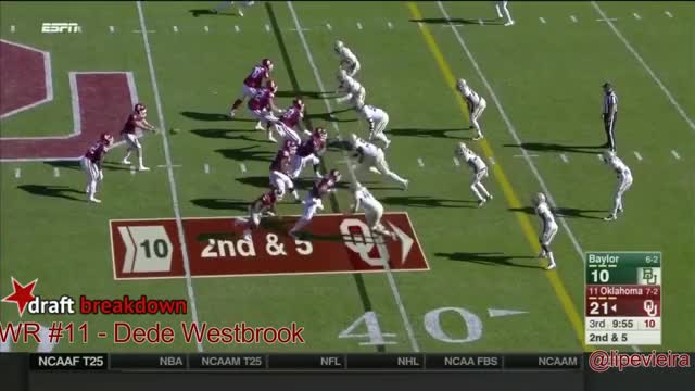 Watch and share Dede Westbrook Vs Baylor 2016 GIFs on Gfycat