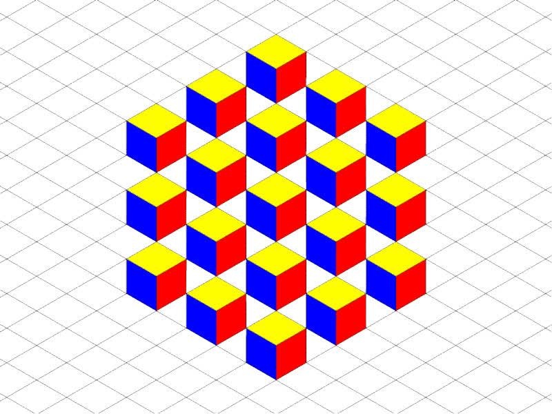 Isometric [A]rray GIFs
