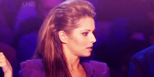 Watch cheryl GIF on Gfycat. Discover more related GIFs on Gfycat