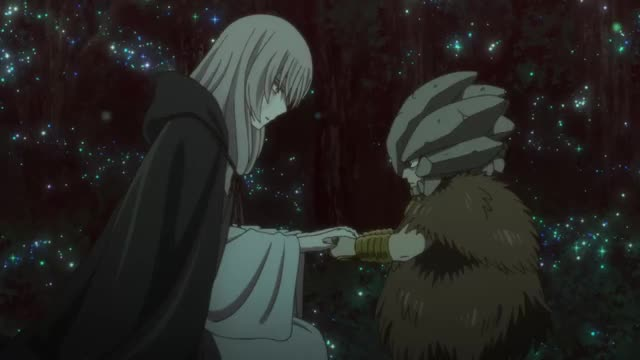Watch Mahoutsukai no Yome - S1 E15 W5 GIF by @yumiko on Gfycat. Discover more Anime, MahoutsukainoYome, TheAncientMagus'Bride GIFs on Gfycat