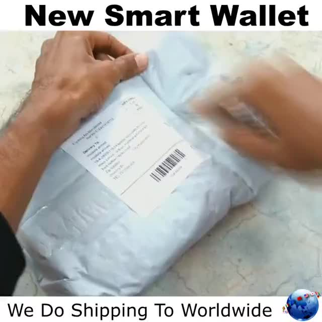 Watch and share The Smart Wallet GIFs by Viral Content Maker on Gfycat