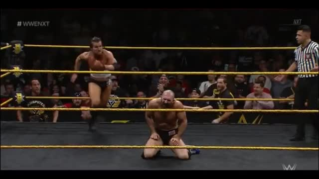 Watch Adam Cole - Shining Wizard GIF by AlvinAlpha (@alvinalpha) on Gfycat. Discover more Sports, wwemoves103 GIFs on Gfycat