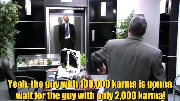 dubbedgifs, Gob 100,000 karma GIFs