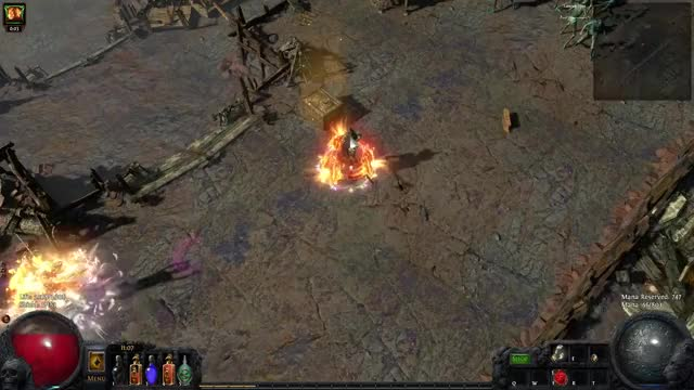 Watch Cast when drinking Potion. The harvest GIF by @muesli on Gfycat. Discover more cwdt, pathofexile, witch GIFs on Gfycat