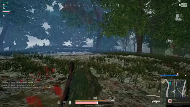 Watch and share Ghillie ) GIFs on Gfycat