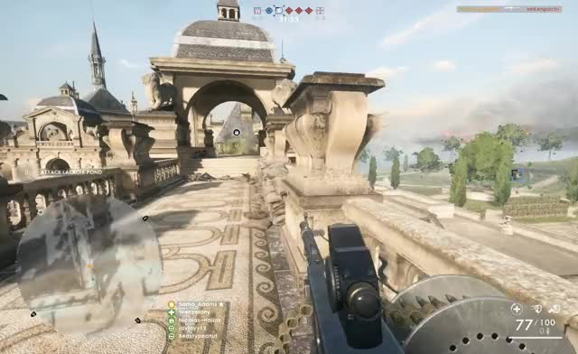 Watch His life flashed before his eyes! GIF by @samo_adams on Gfycat. Discover more BF1, Battlefield, Battlefield1, Battlefield_one GIFs on Gfycat