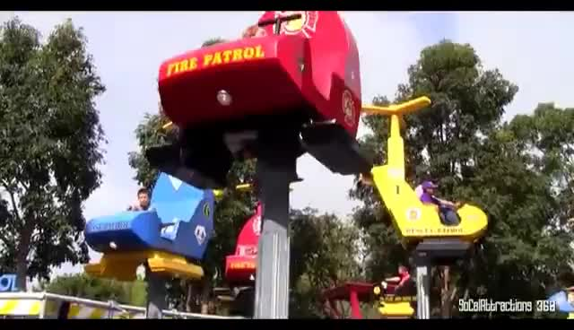 Watch [HD] Rides of Legoland - Overview of ALL Legoland Rides and Attractions 2014 GIF on Gfycat. Discover more related GIFs on Gfycat